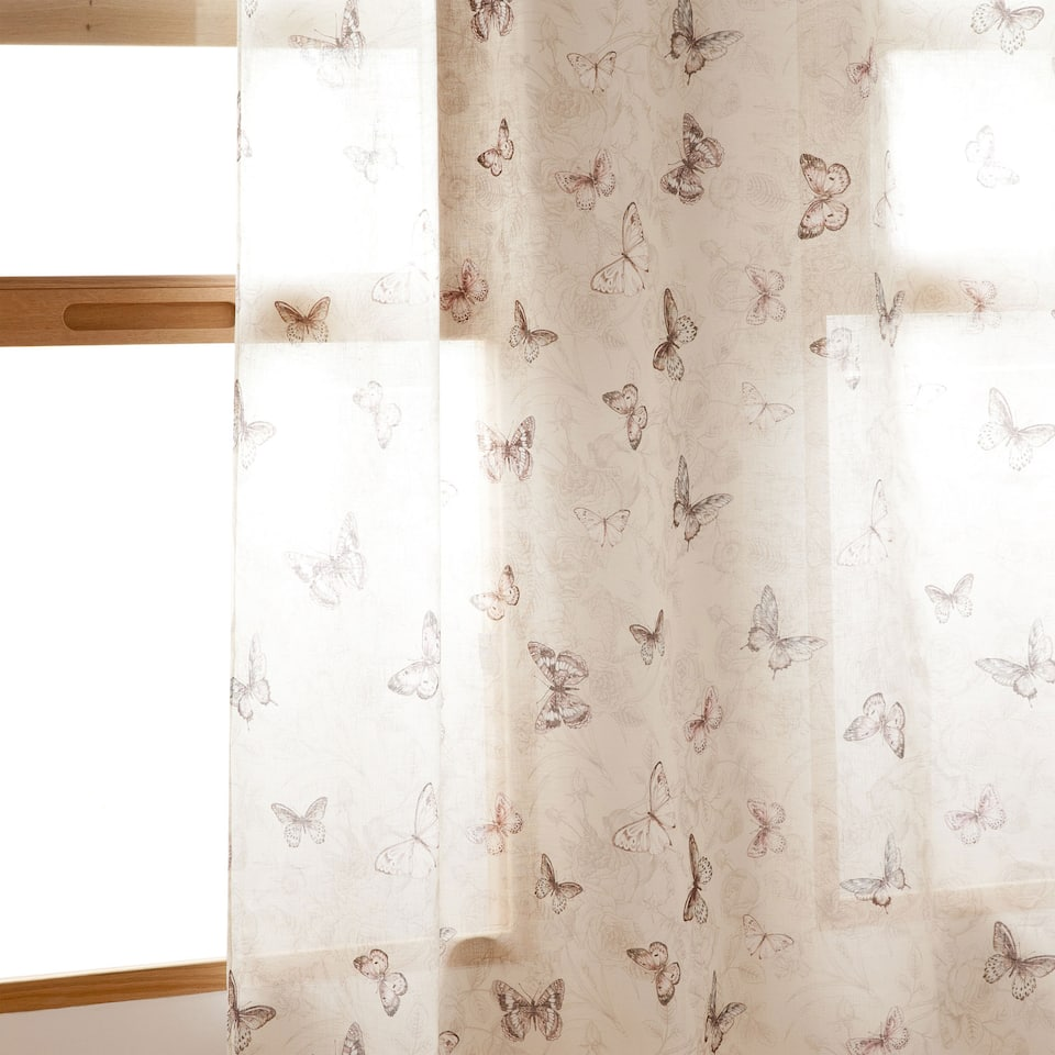 Cortinas decoraci n zara home rep blica dominicana - Cortinas de ducha zara home ...