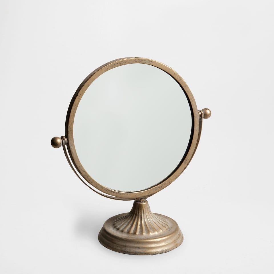 Metal mirror for Mirror zara home