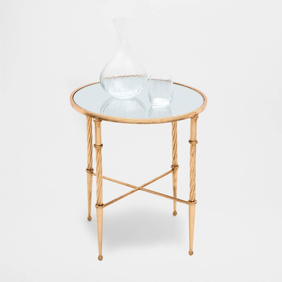 Meubles d 39 appoint zara home france for Table zara home