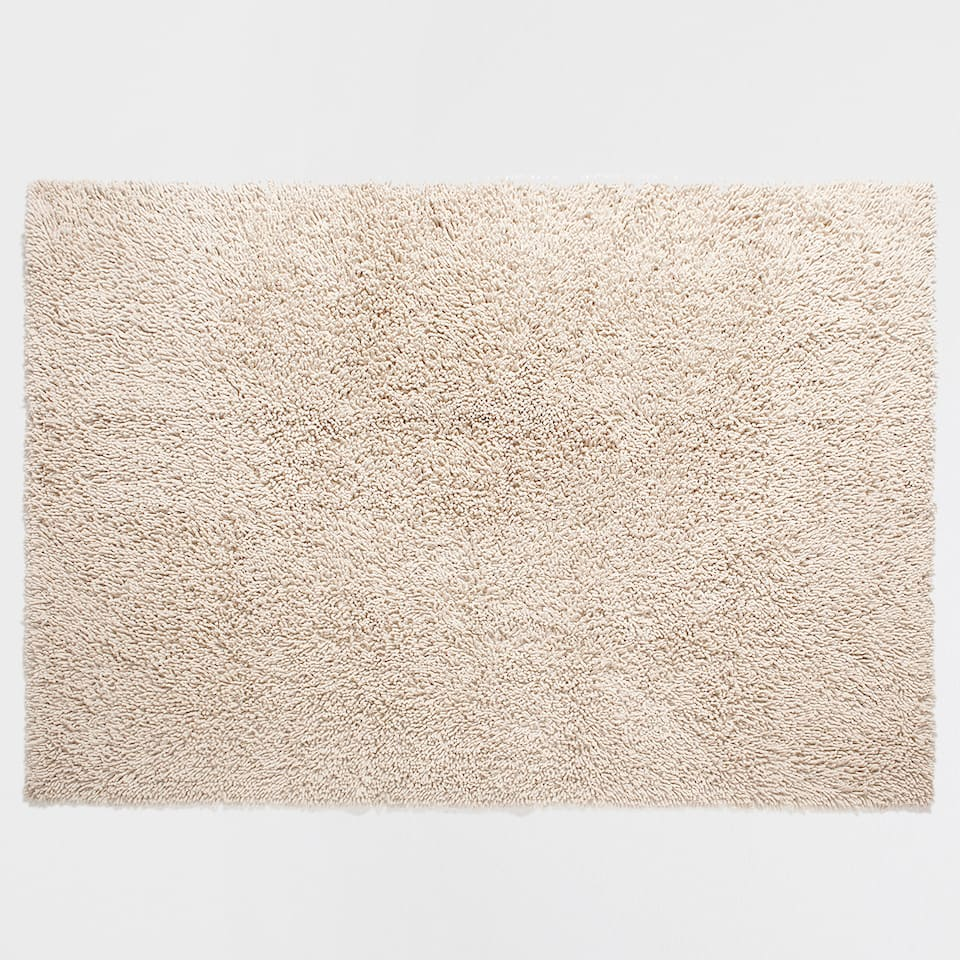 CHENILLE COTTON RUG