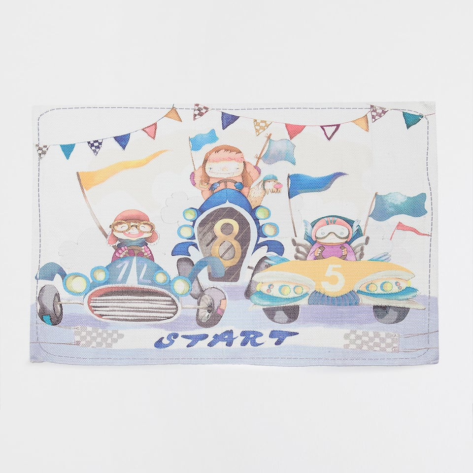 TAPIS COURSE VOITURES