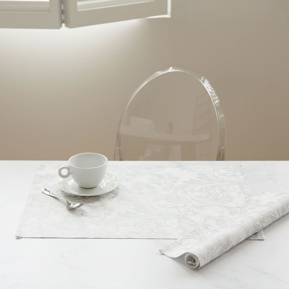 Cotton-Printed Placemat (Set of 2)
