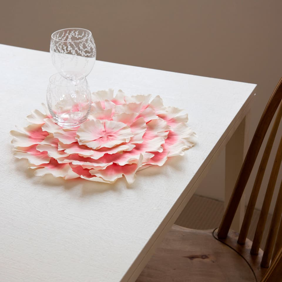 Fabric Floral Placemat