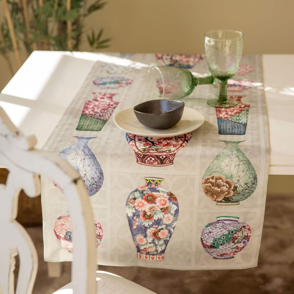 Digital-Print Table Runner