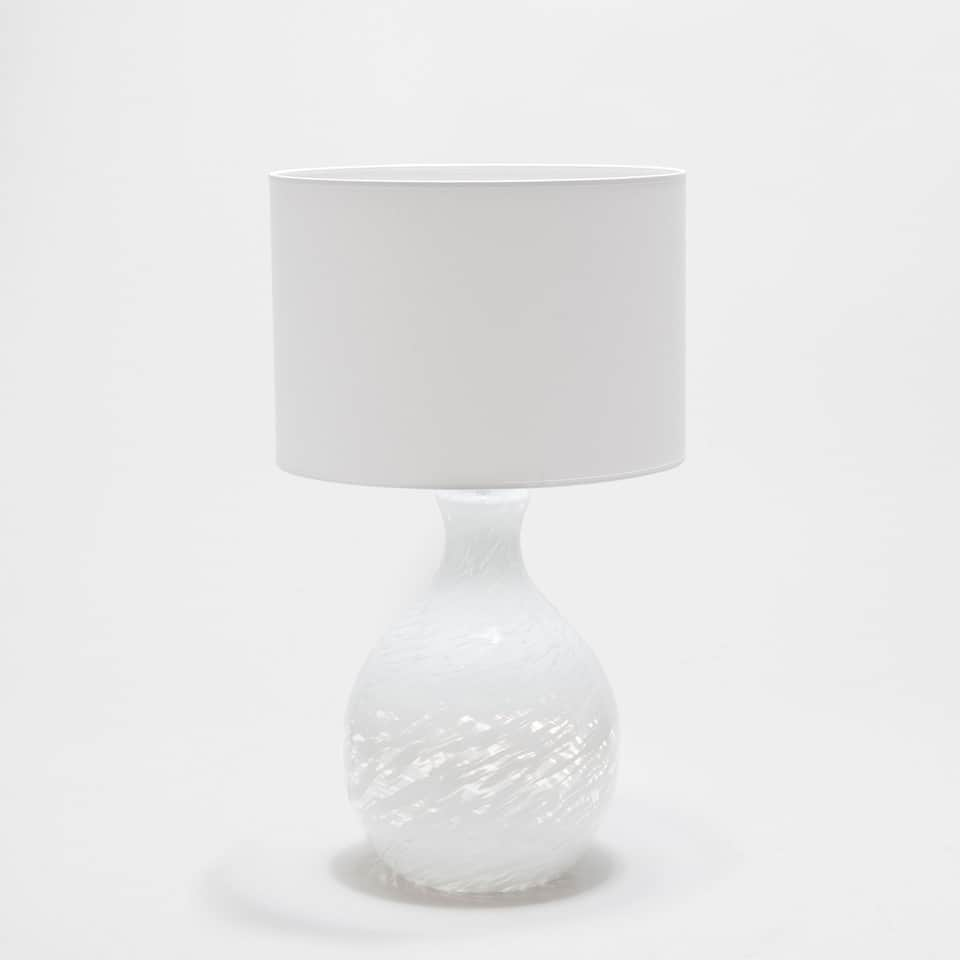 CRYSTAL BASE LAMP