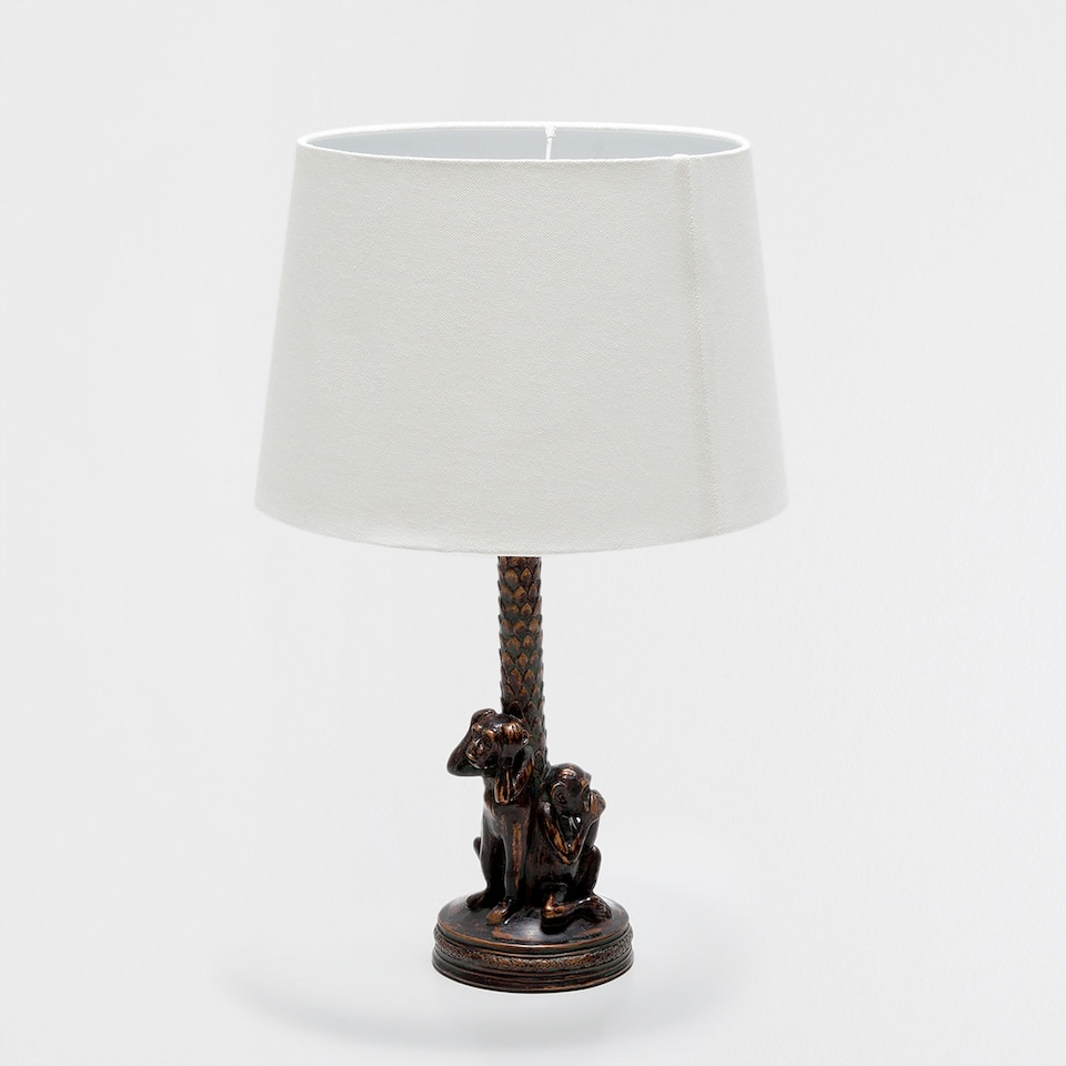 MONKEY-BASE LAMP