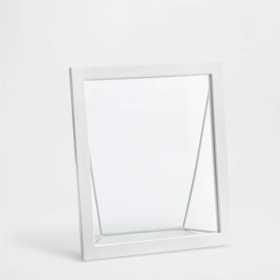 PLAIN WHITE 3D FRAME