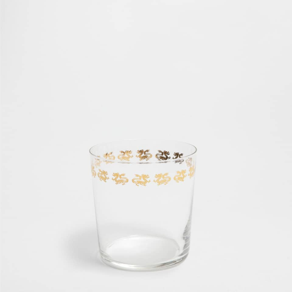 DRAGON GLASS TUMBLER
