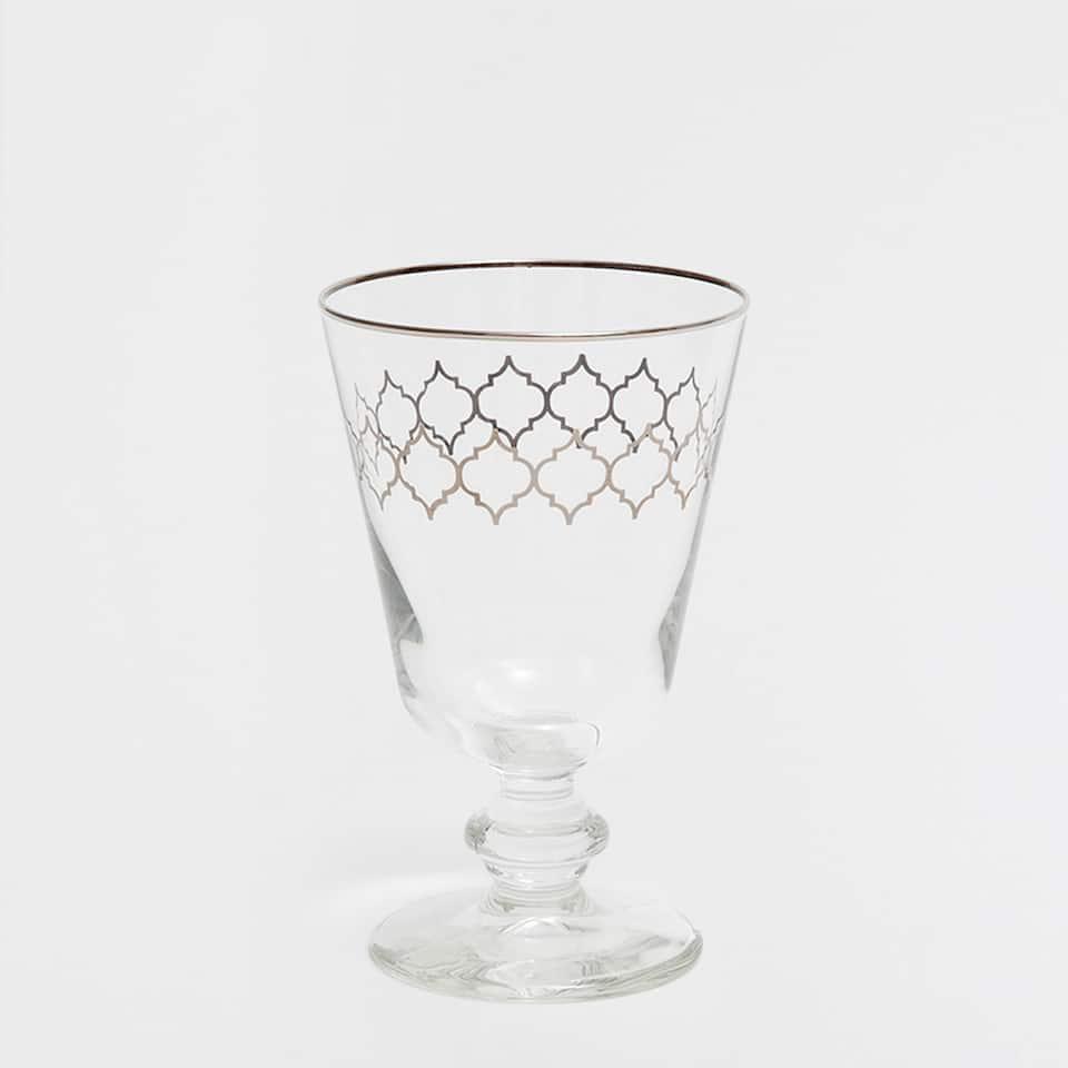 GRILLE GLASS WINE GLASS