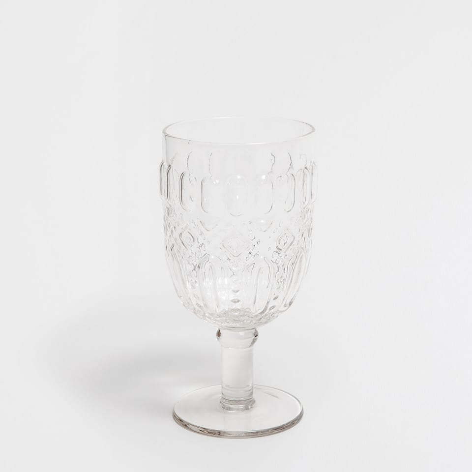 GLASS WINE GLASS