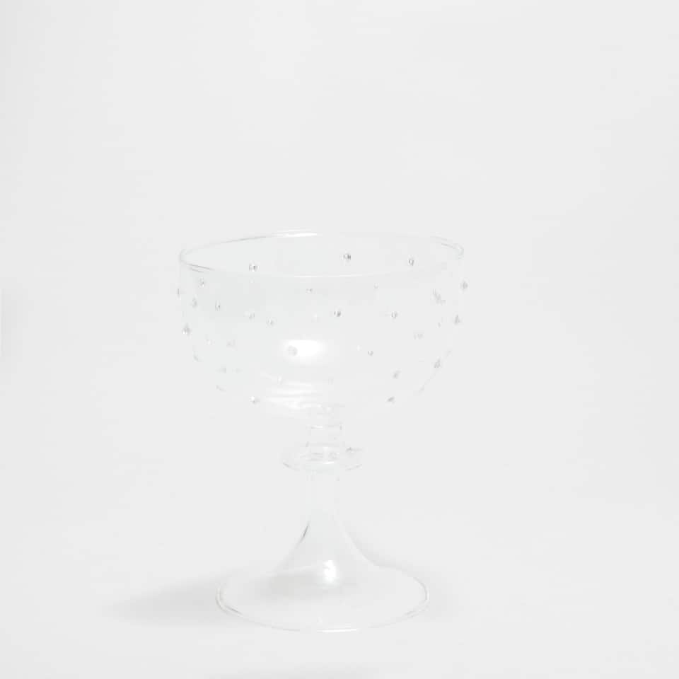 RAISED DESIGN ICE-CREAM CUP