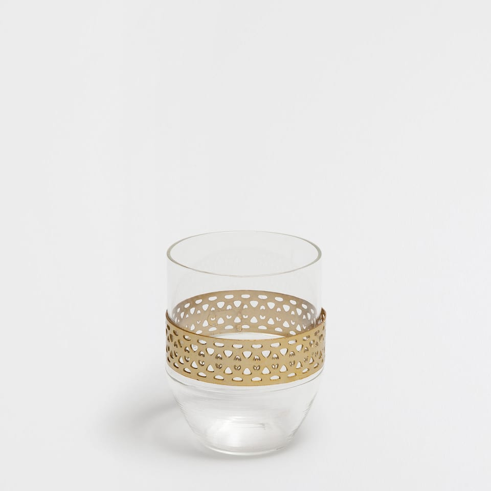 GOLDEN RING TUMBLER