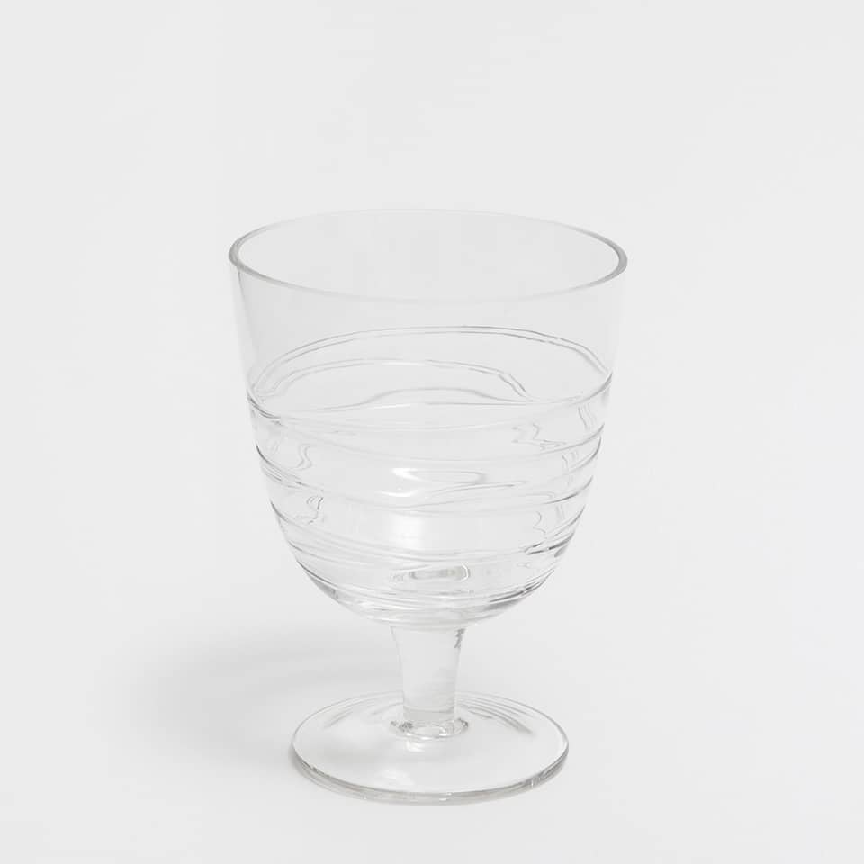 LINES GLASS WINE GLASS