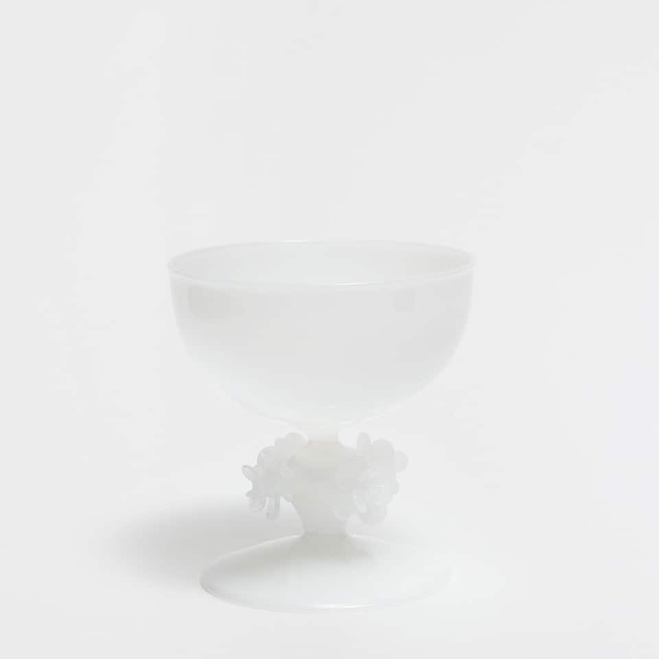 OPAL WHITE ICE-CREAM CUP