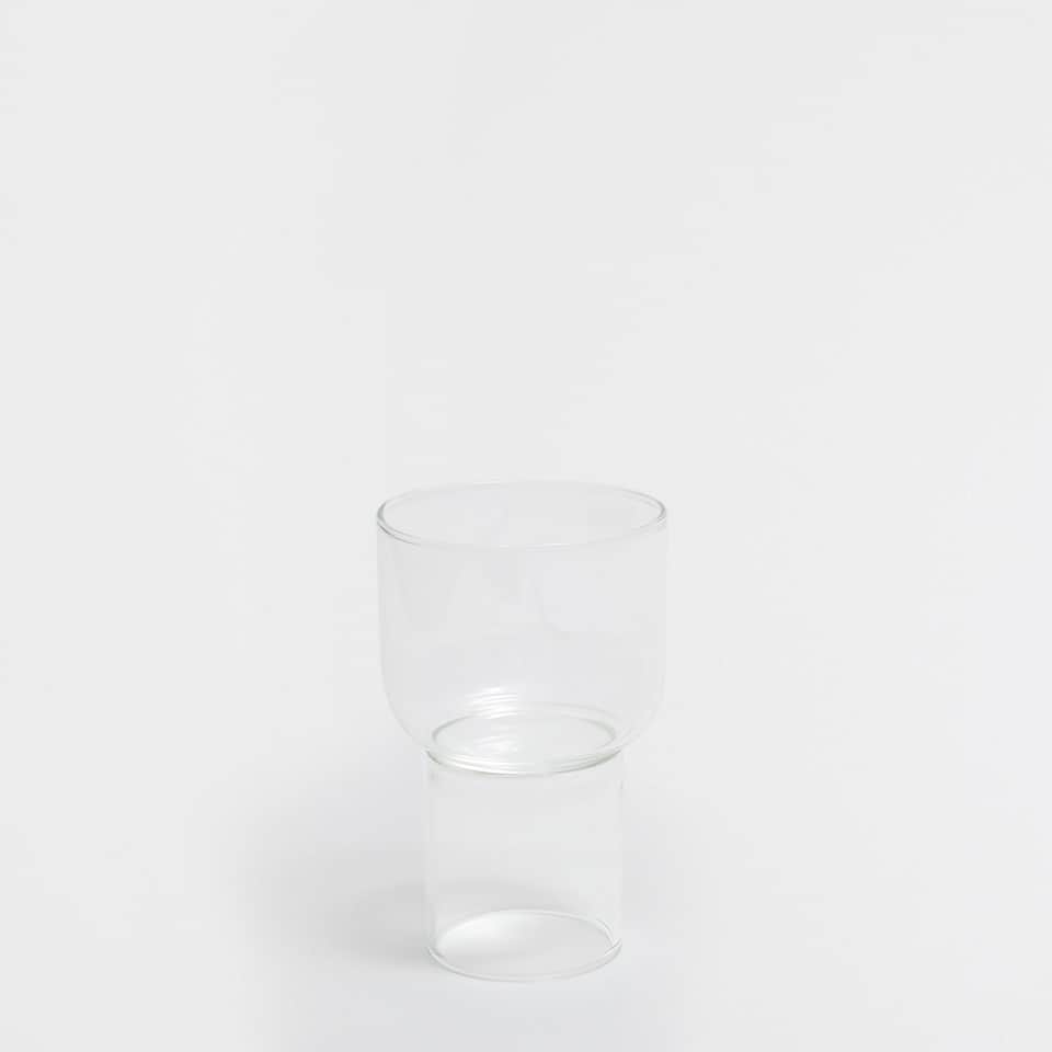 THIN GLASS WINE GLASS