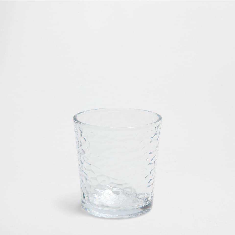Szklanka ze szkła