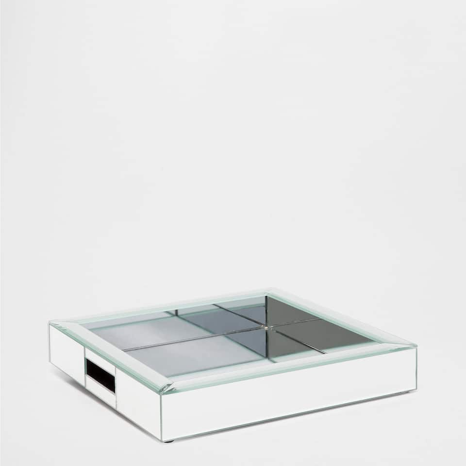 CLASSIC MIRRORED TRAY