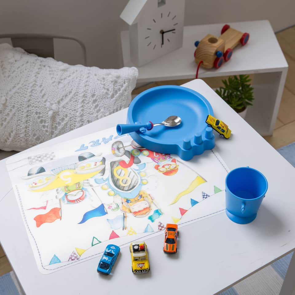 Individual Kids Coches 3D