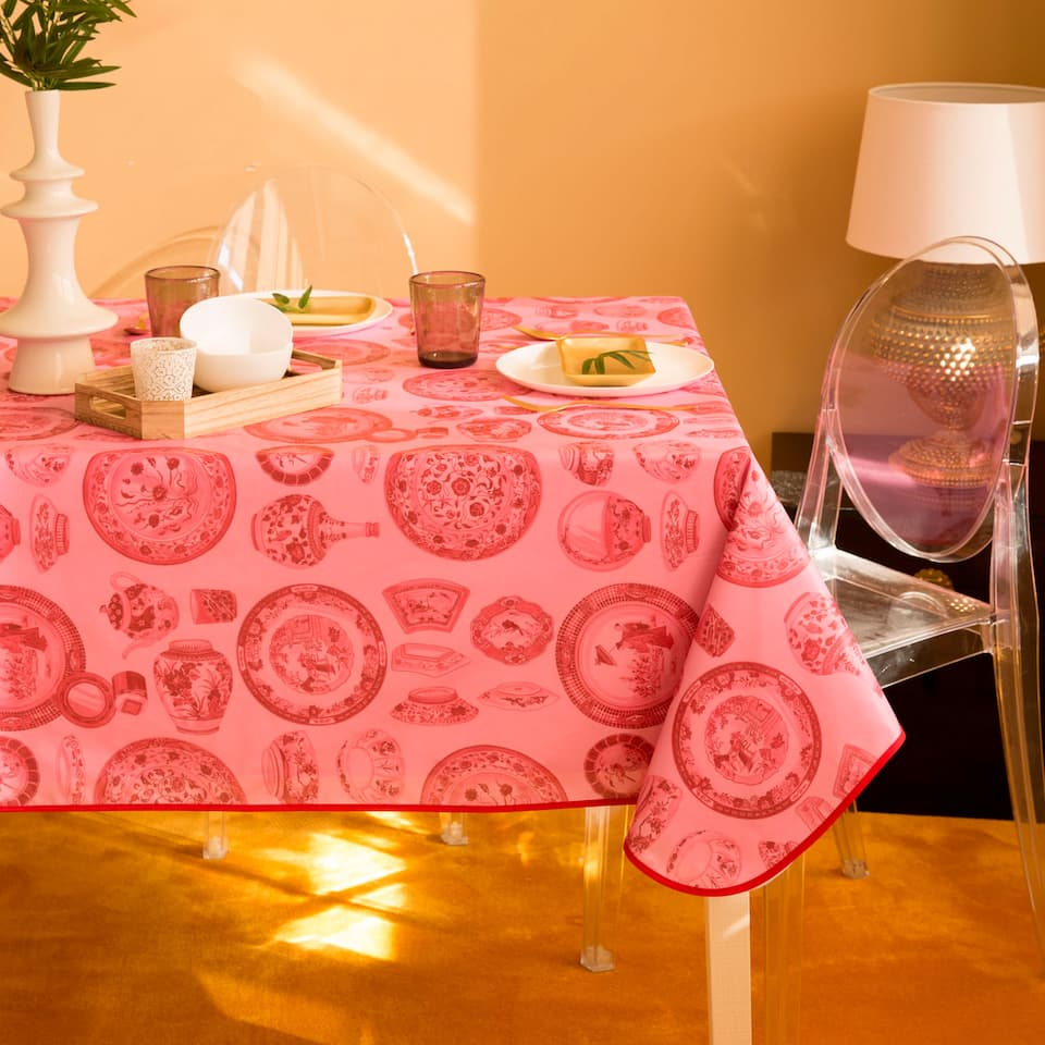 Tableware Laminated Tablecloth