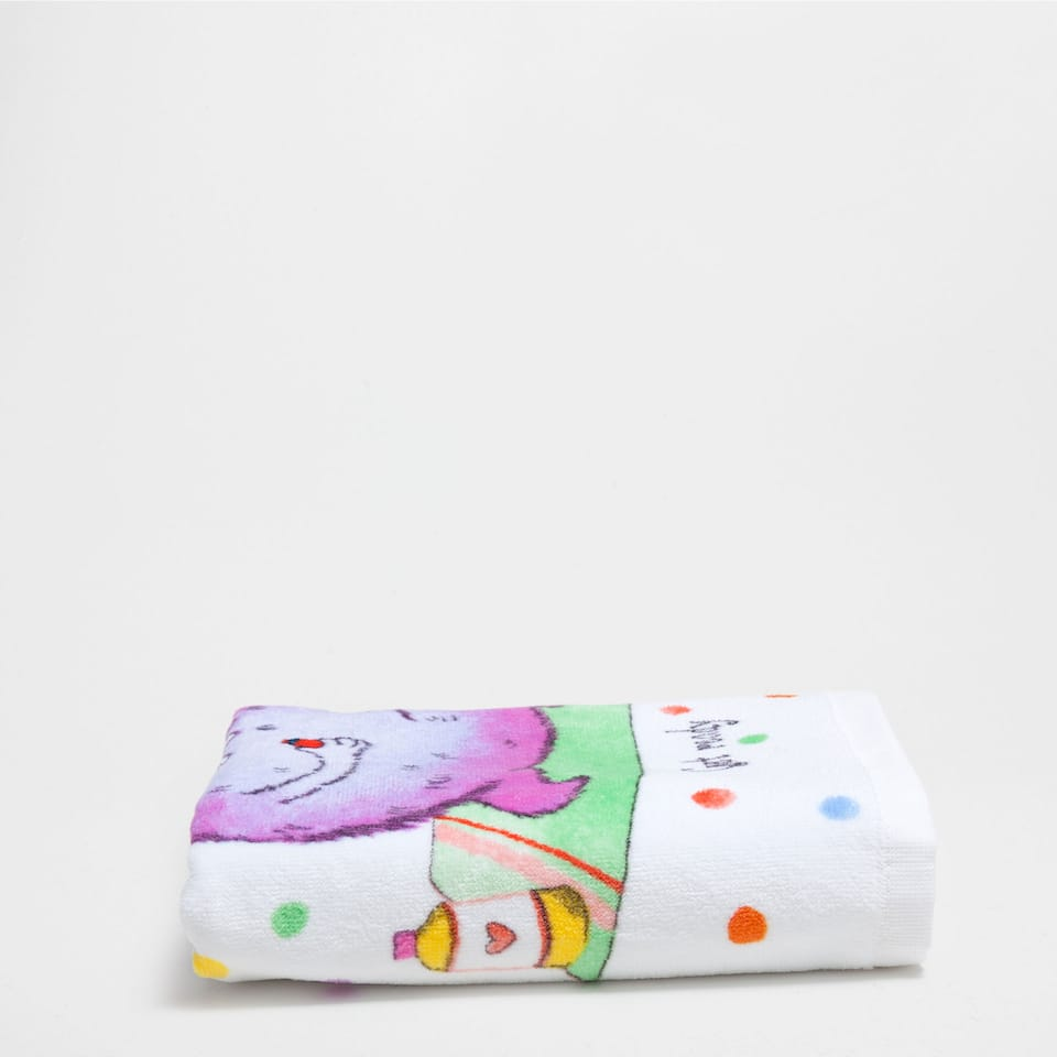 Multi-stars cotton towel
