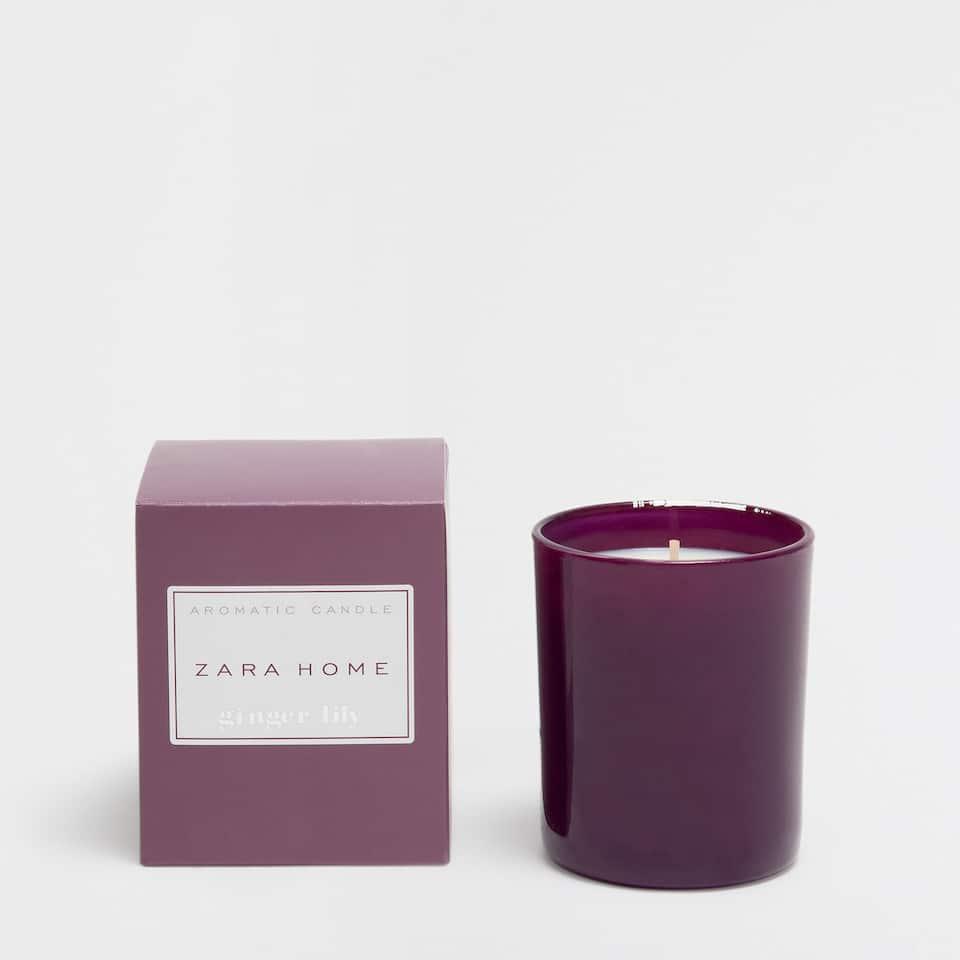 Lumânare Aromatică Ginger Lily
