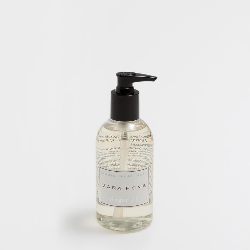 Jabón Líquido de Manos Ginger Lily