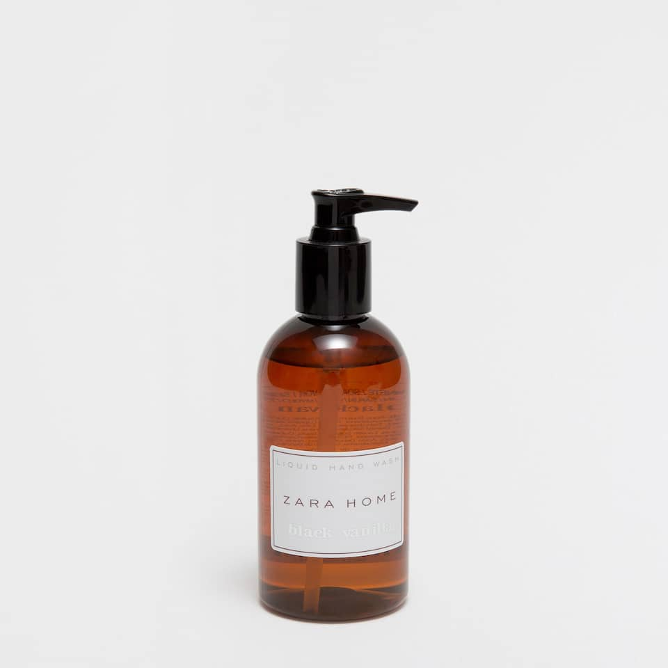 Black Vanilla Liquid Hand Soap