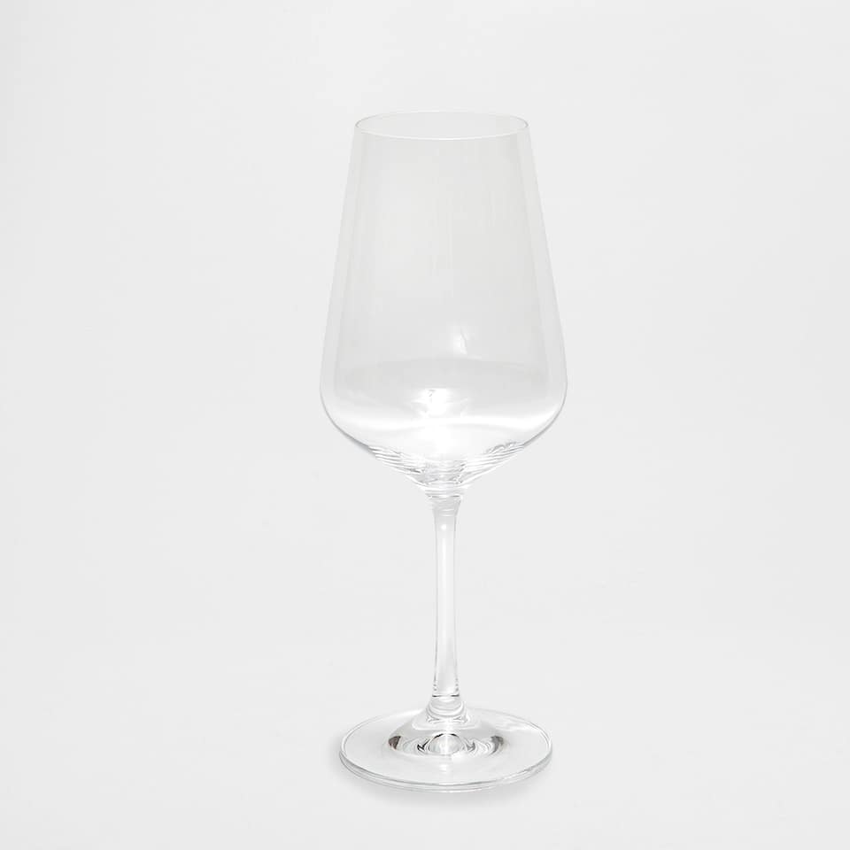 WINE GLASS DECAN