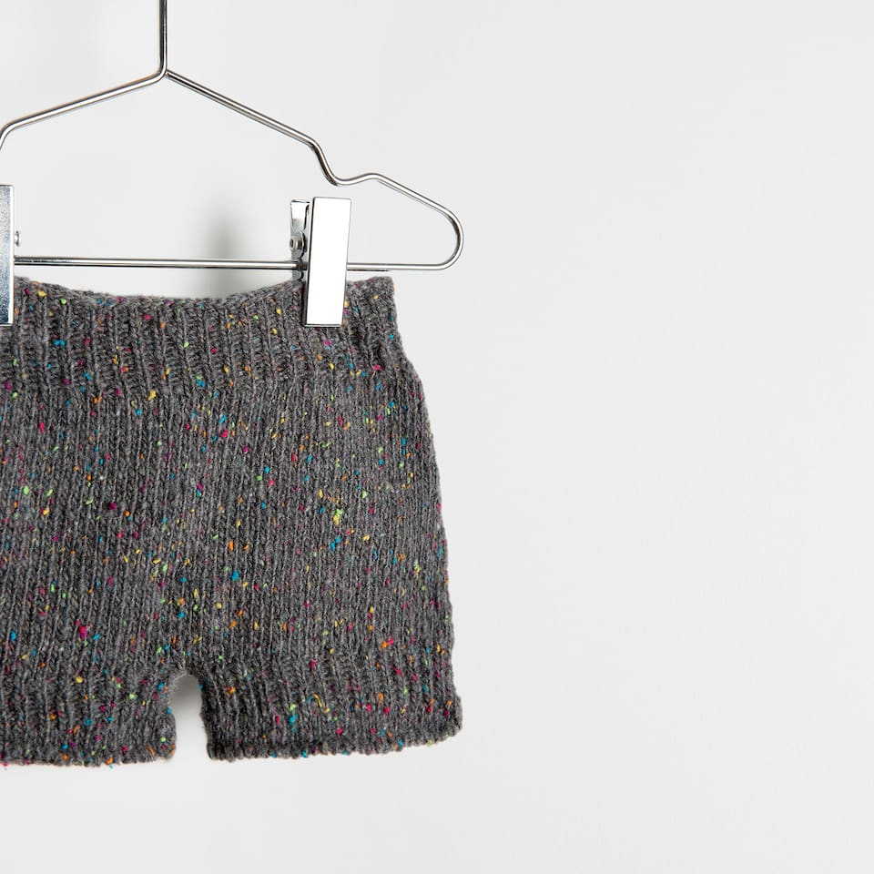 tricot knit briefs
