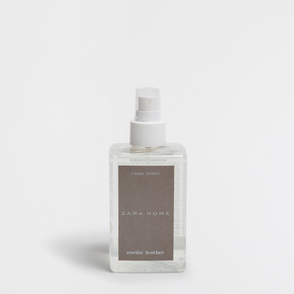 LINEN SPRAY NORDIC LEATHER (250 ML)