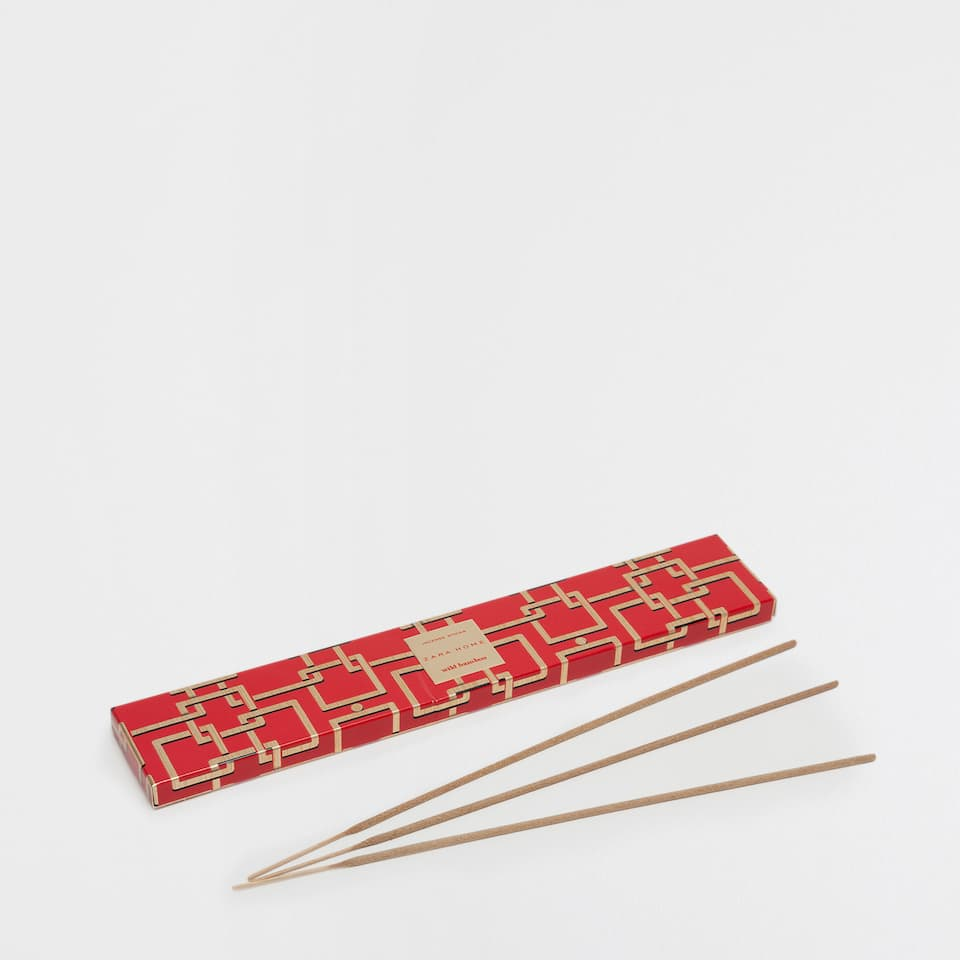 WILD BAMBOO INCENSE