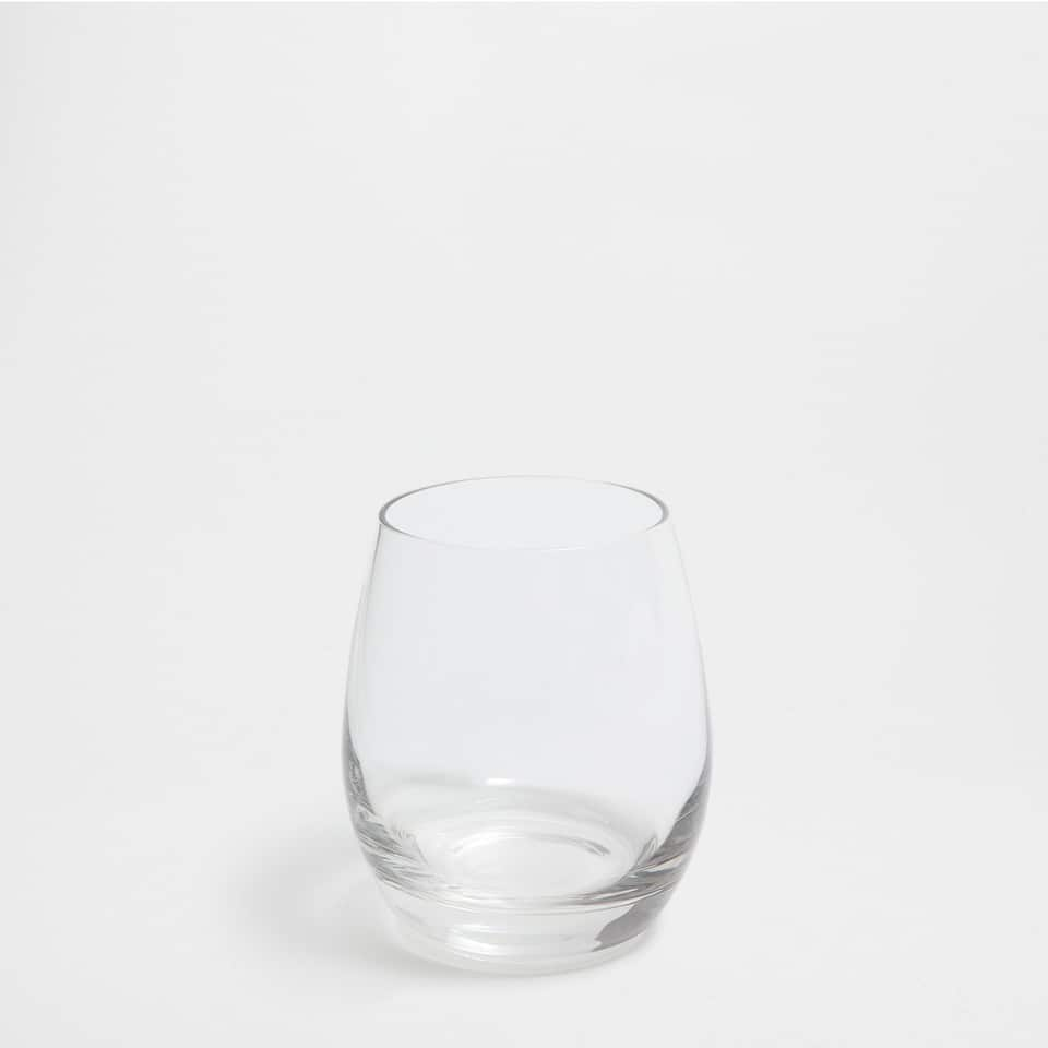 Balloon glass tumbler (Set of 3)