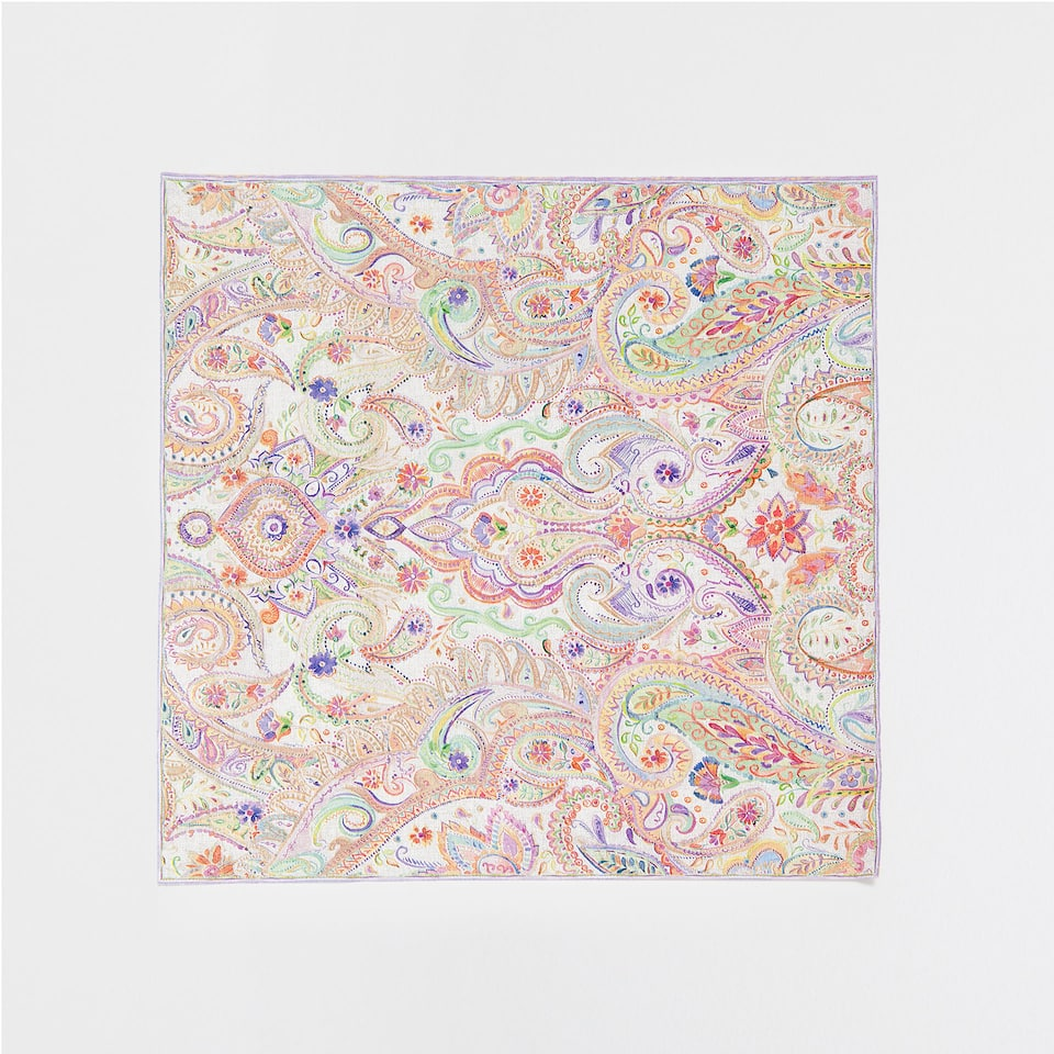 Paisley Napkins (Set of 20)