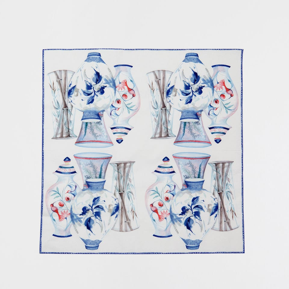 Vase Napkins (Set of 20)