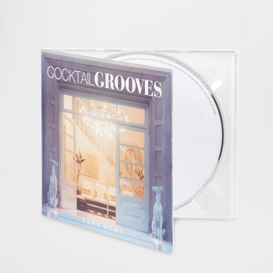 CD Cocktail Grooves