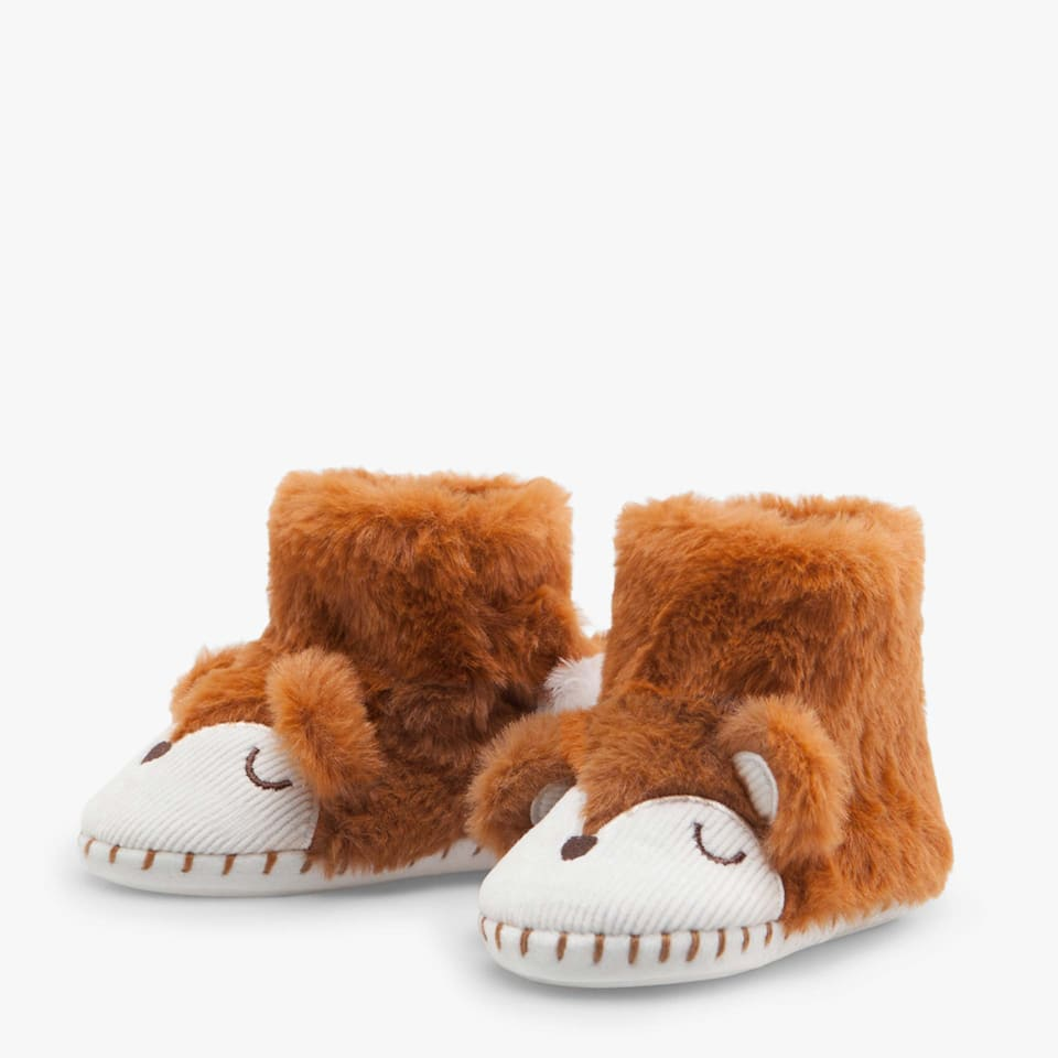 FOX-SHAPED BOOTIES (16-22)