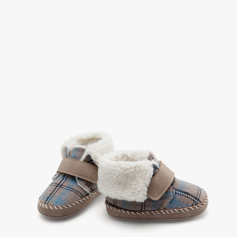 BOYS' WARM ANKLE BOOTIES