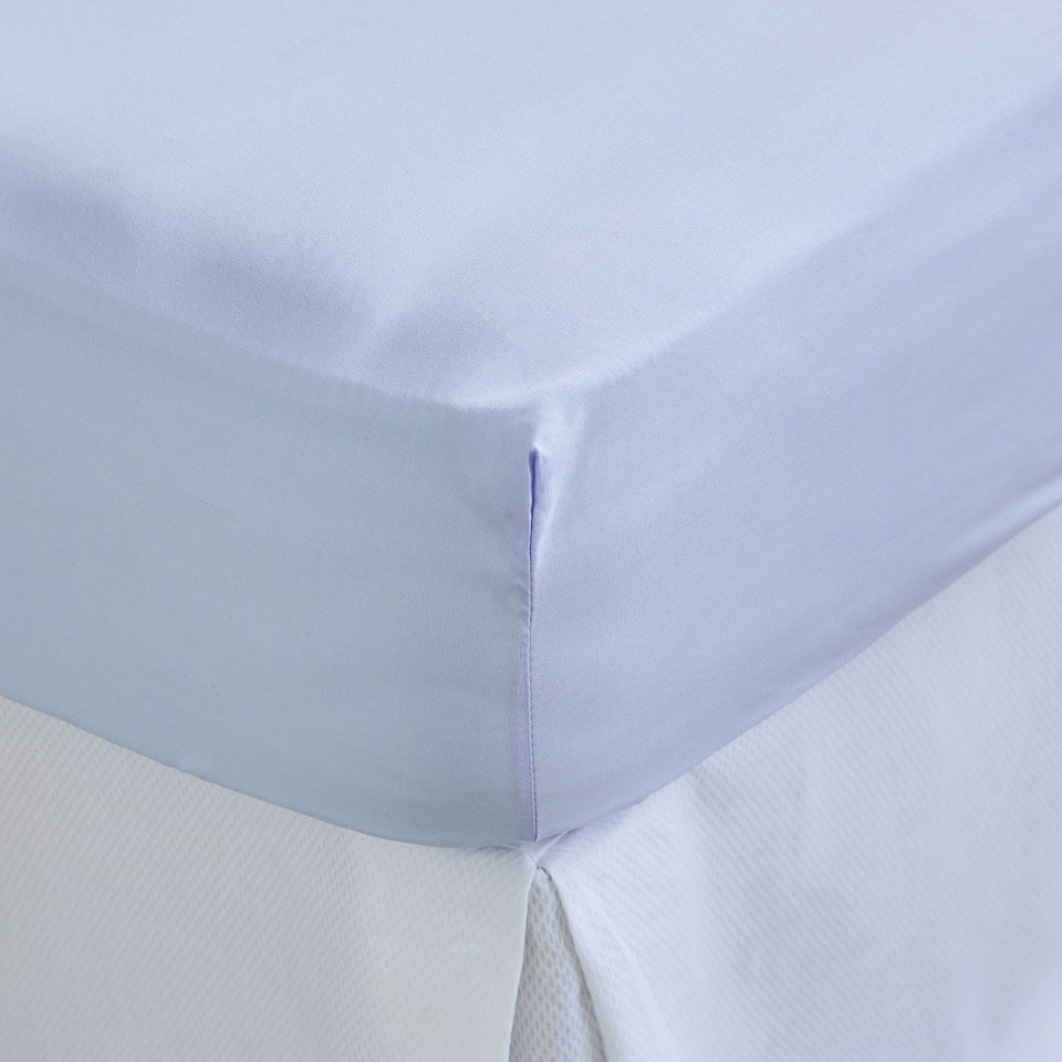 Kids Basic Percale Fitted Bottom Sheet