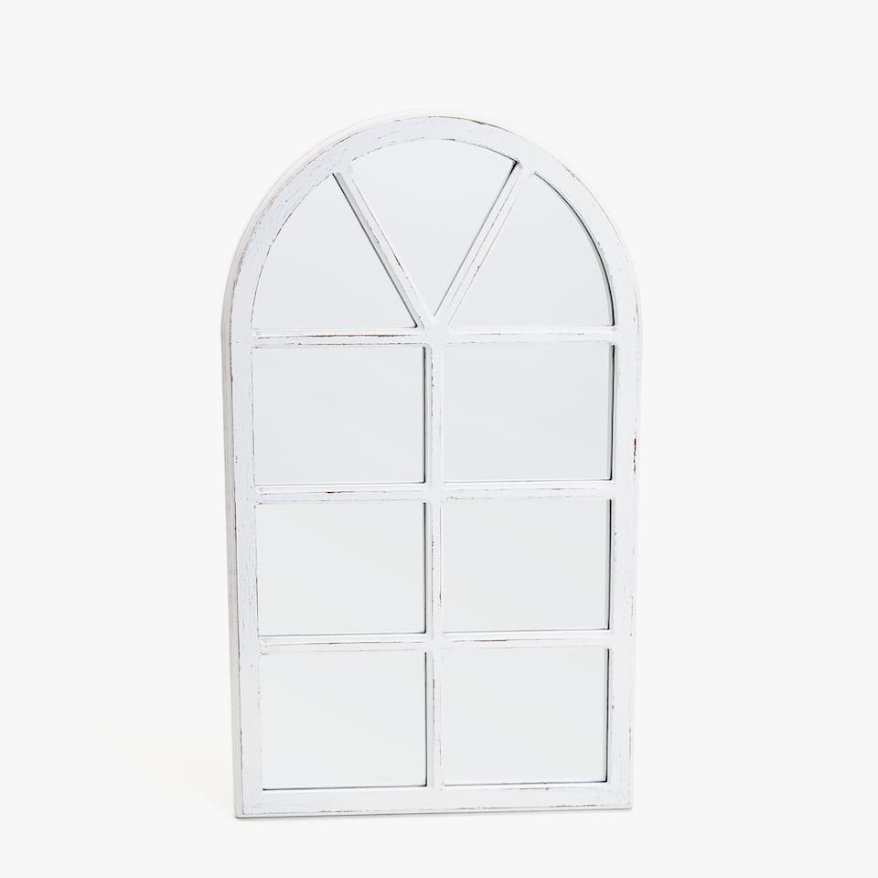 WINDOW SHAPED MIRROR