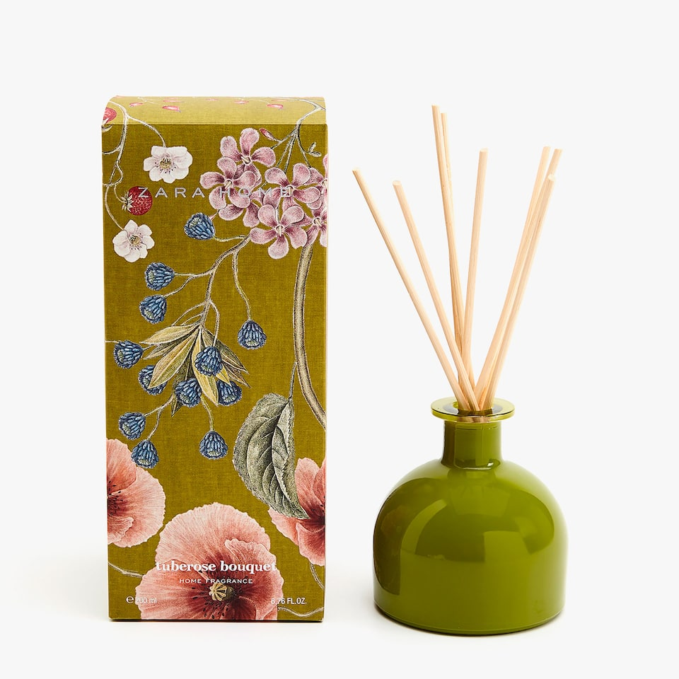 AMBIENTADOR EN STICKS TUBEROSE BOUQUET (200 ML)