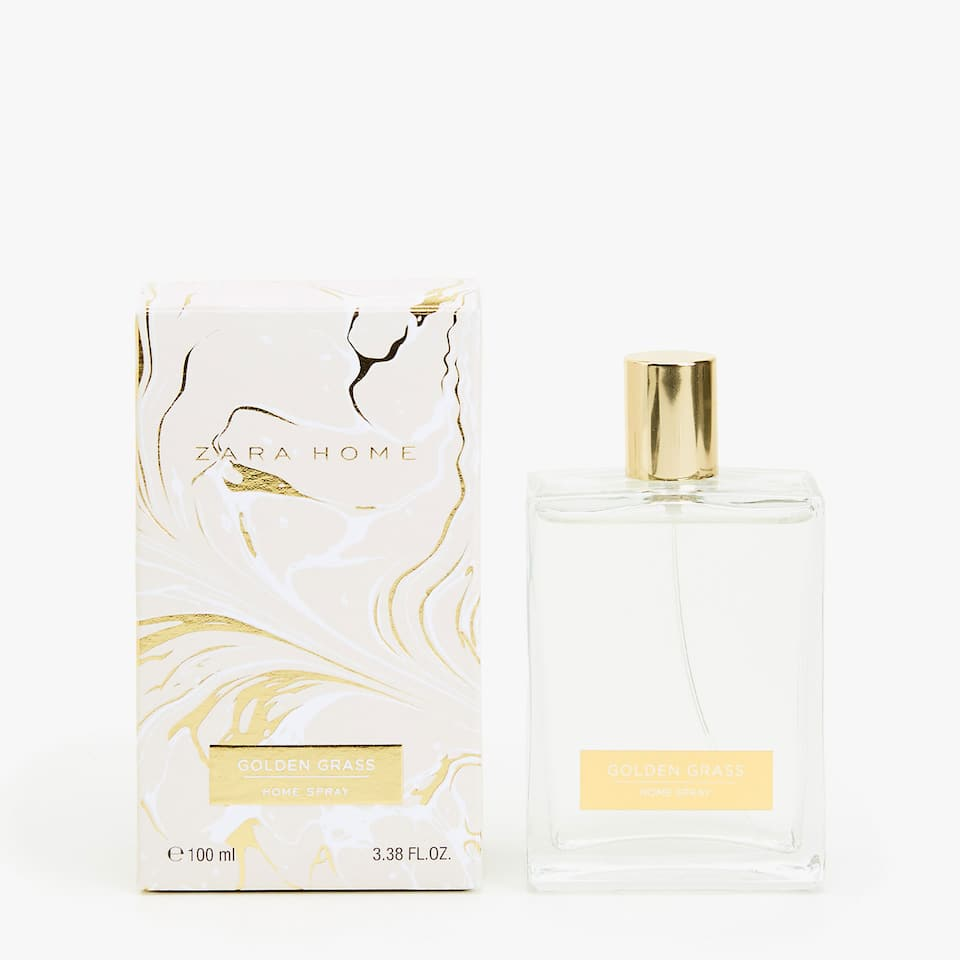 DIFFUSEUR D'AMBIANCE EN SPRAY GOLDEN GRASS