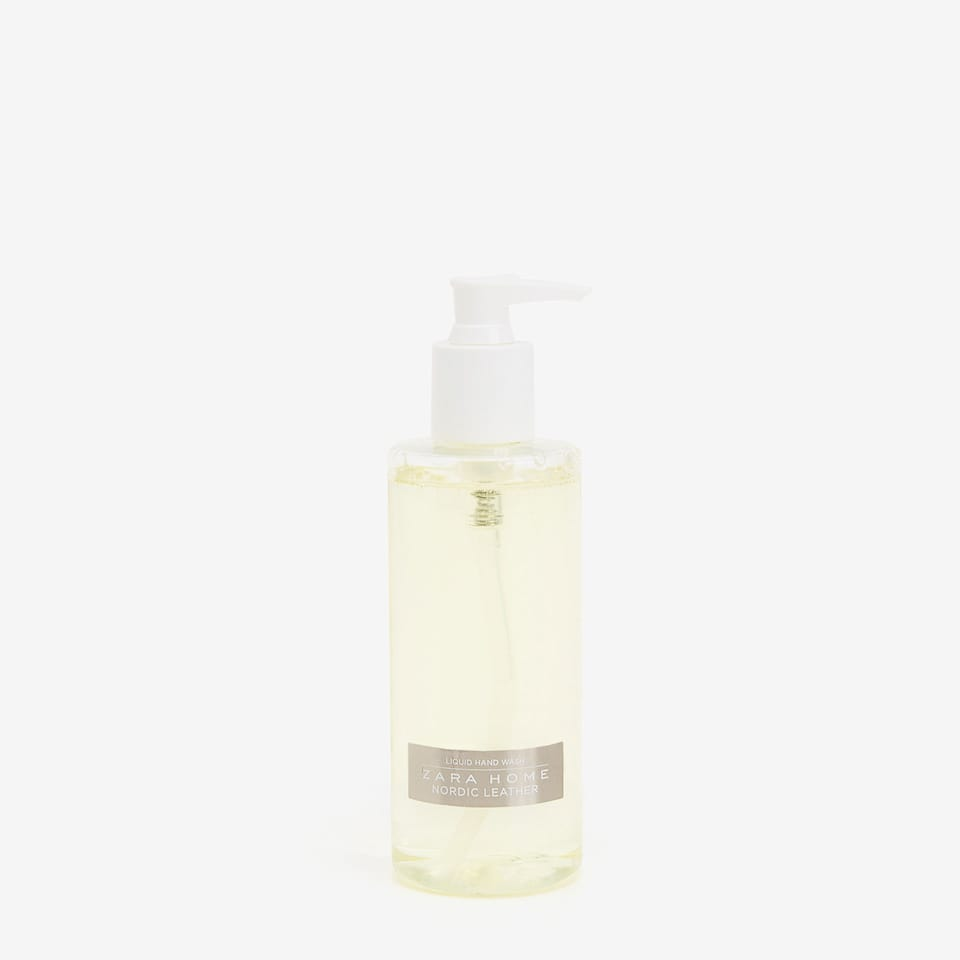 NORDIC LEATHER LIQUID HAND WASH