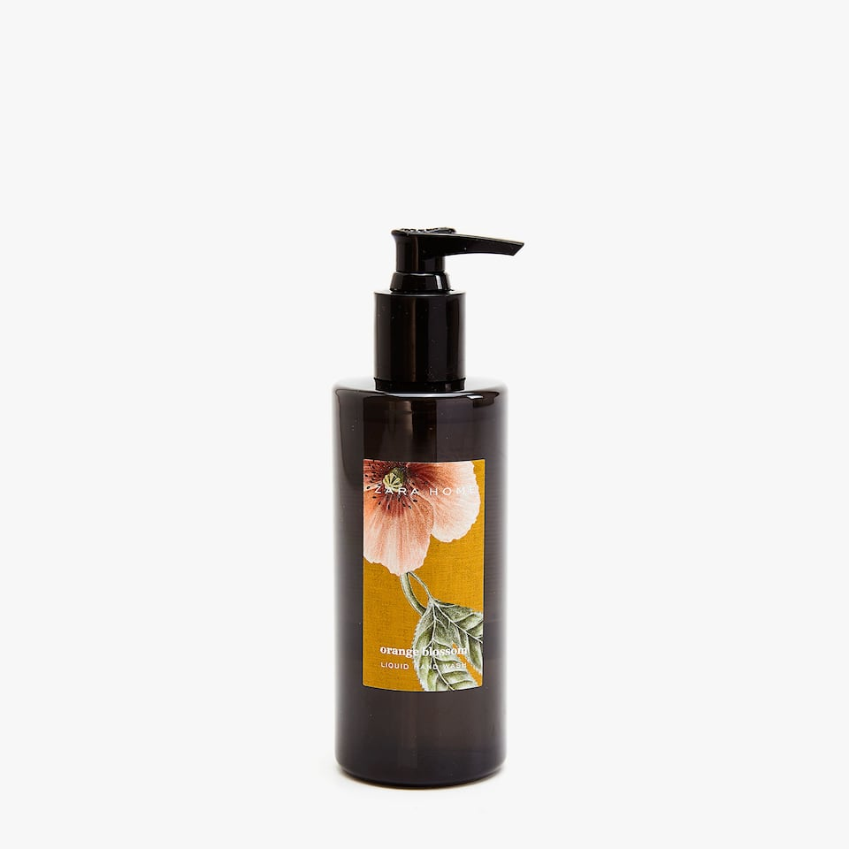 LIQUID HAND WASH ORANGE BLOSSOM