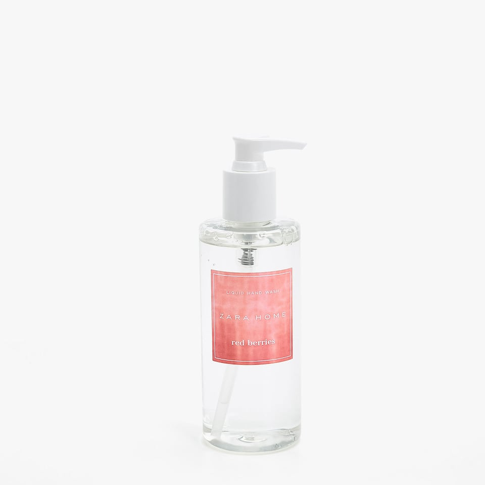 RED BERRIES LIQUID HAND WASH