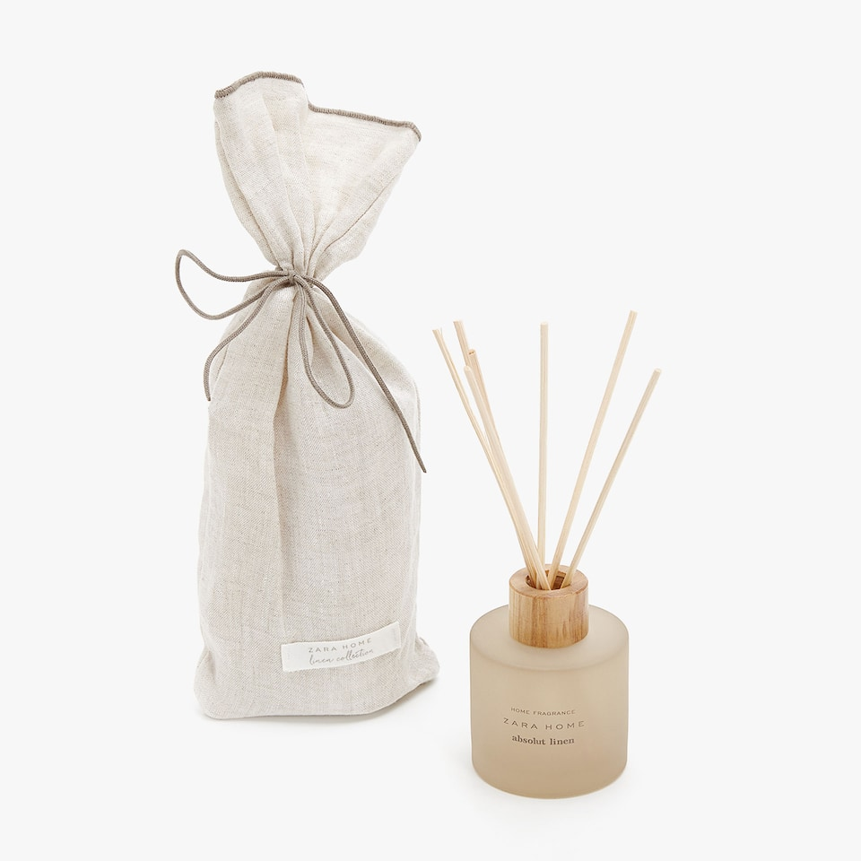 Diffuseur de parfum en sticks Absolute Linen (100 ml)