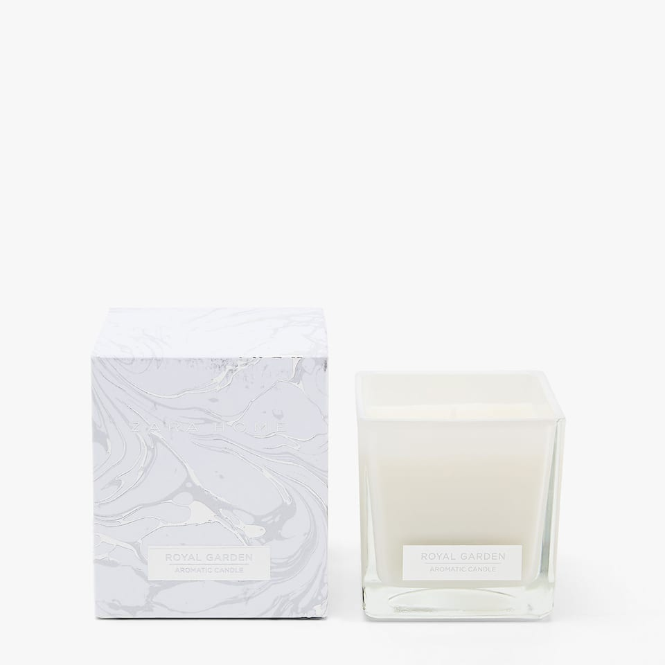 ROYAL GARDEN SMALL CANDLE