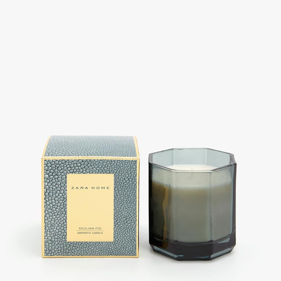 SICILIAN FIG SMALL CANDLE