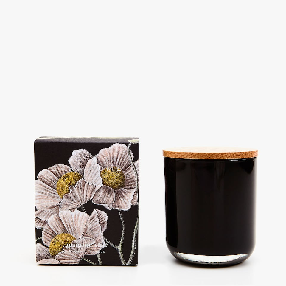JASMINE CHIC SMALL CANDLE