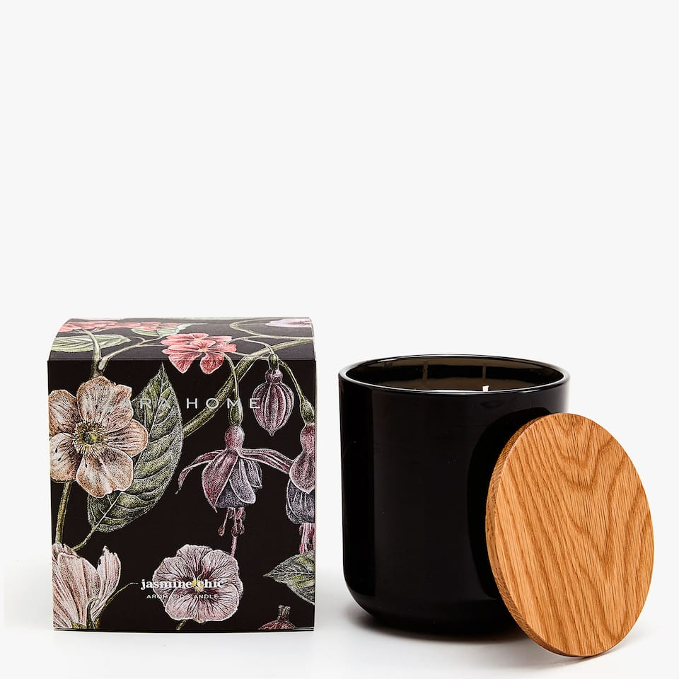 JASMINE CHIC LARGE CANDLE