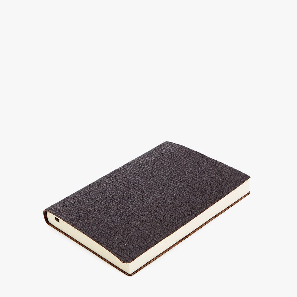 BROWN LEATHER 2018 DAY PLANNER